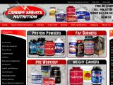 Browse Cardiff Sports Nutrition