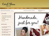 Browse Carol Shaw Jewellery