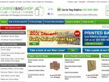 Browse Carrier Bag Shop