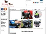 Browse Carry You Stroller Accessories