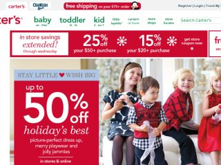 Shop at carters.com