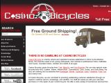 Browse Casino Bicycles