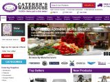 Browse Caterers Warehouse