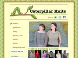Browse Caterpillar Knits