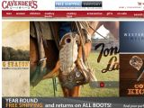 Browse Cavender's Boot City