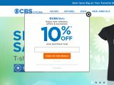Cbsstore.com Coupon Codes
