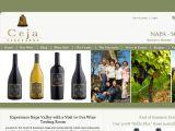 Browse Ceja Vineyards