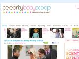 Browse Celebrity Baby Scoop