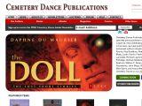 Browse Cemetery Dance Publications