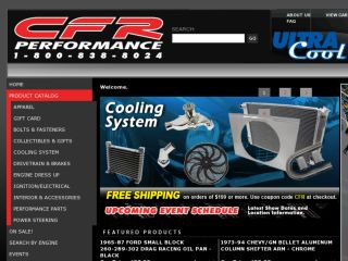 Shop at cfrperformance.com