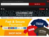 Chargrilled T Shirts Coupon Codes