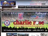 Browse Charlie Rose Baseball