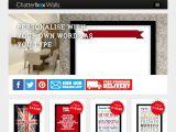 Chatterboxwalls.co.uk Coupon Codes
