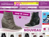 Browse Chaussures Desmazieres