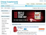 Browse Cheap Supplements