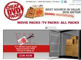 Browse Cheap Dvd Packs