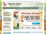 Browse Cheap Joe's Art Stuff