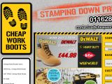 Browse Cheap Work Boots