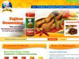 Browse Chef Merito Seasonings