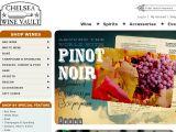 Browse Chelsea Wine Vault