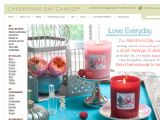 Browse Chesapeake Bay Candle