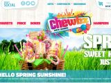 Browse Chewbz Retro Sweets