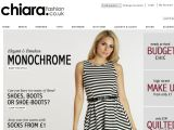 Chiara Fashion Coupon Codes
