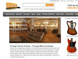 Browse Chicago Music Exchange