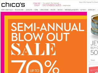 Shop at chicos.com