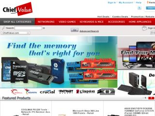 Shop at chiefvalue.com