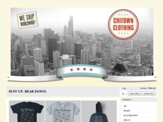 Shop at chitownclothing.com