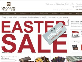 Shop at chocolatetradingco.com