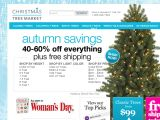 Browse Christmas Tree Market