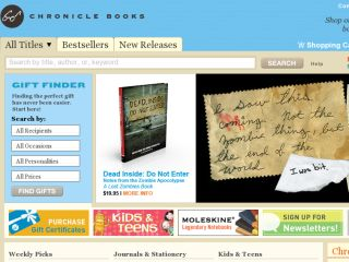 Shop at chroniclebooks.com