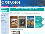 Browse Cicerone Press