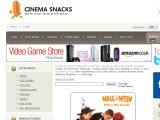 Browse Cinema Snacks