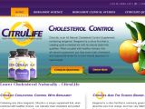 Browse Citrulife Cholesterol Control