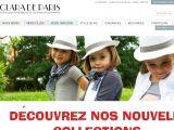Browse www.claradeparis.com
