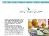 Browse Clear Blue Aromatherapy