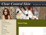 Browse Clear Control Skin