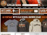 Clevelandbrownsteamshop.com Coupon Codes
