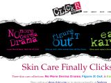 Browse Clickr Skin Care