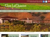 Browse Clos Lachance Wines