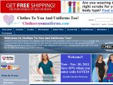 Clothestoyouuniforms.com Coupon Codes