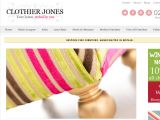 Clothierjones.com Coupon Codes