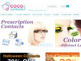 Coco Contacts Coupon Codes