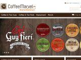 Coffeemarvel.com Coupon Codes