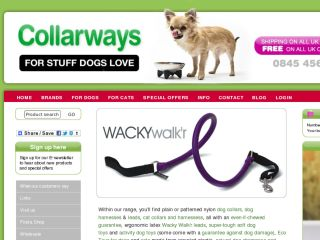 Shop at collarways.co.uk