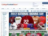 Browse CollegeFootballStore
