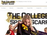 Browse The College Sport Scarf